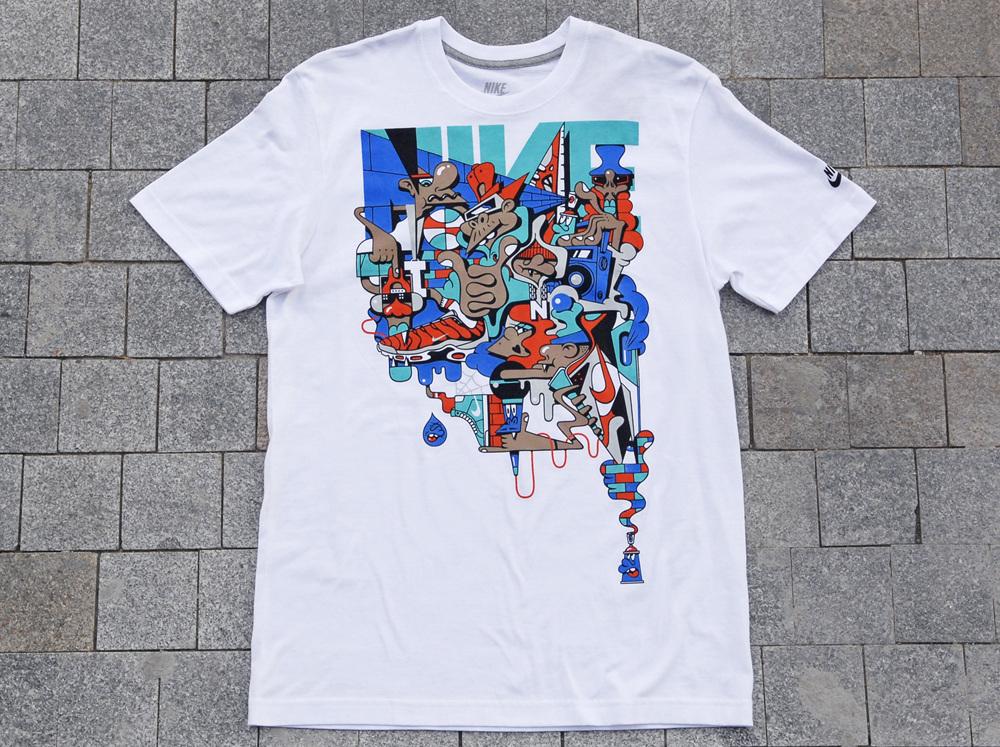 Nike t shirts 2012 2013 for T shirt design nike