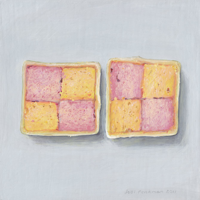 Food Pop Art Paintings