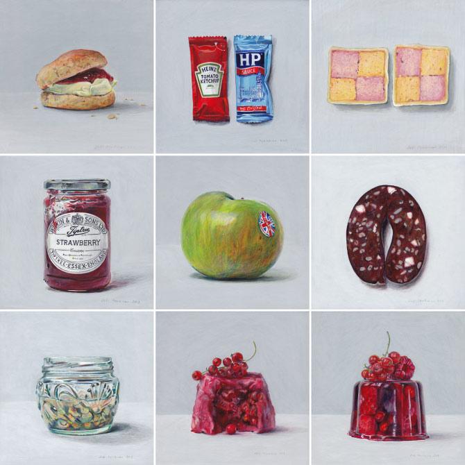 British food series