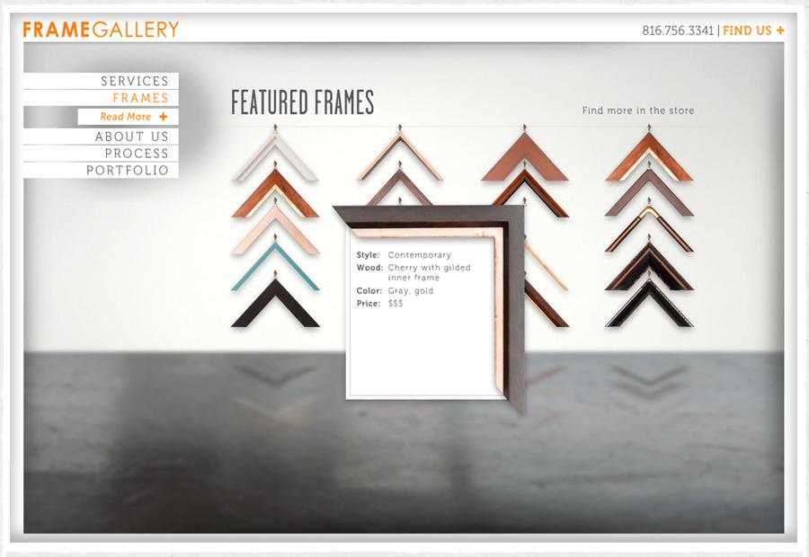 Frame Gallery KC - Tenjack.com